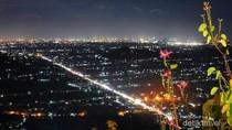 Cantiknya Yogyakarta dari Bukit Bintang