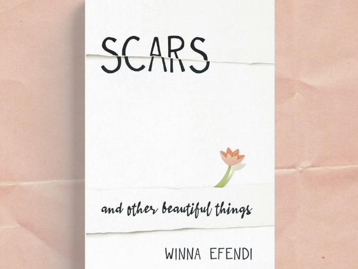 Novel Terbaru Winna Efendi Scars and Other Beautiful Things