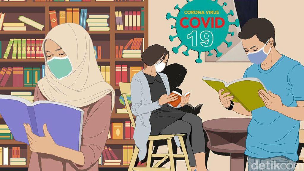 Kurikulum Darurat Corona Terbit, Guru Tak Wajib 24 Jam Tatap Muka Sepekan