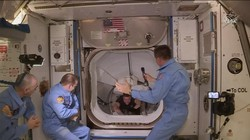 Kisah Menarik Astronaut NASA Terbang ke Stasiun Antariksa