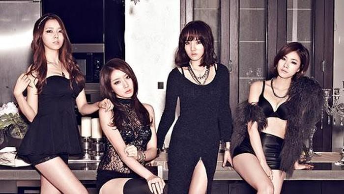 Grup K-Pop Stellar.
