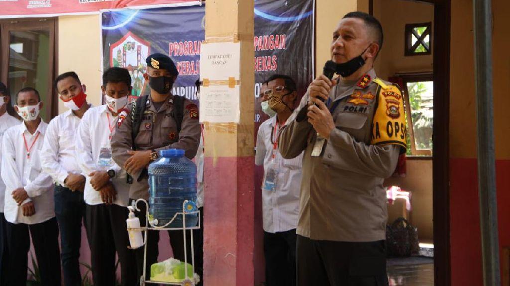 Ada Peringatan Tegas Kapolda di Balik Pengakuan 240 Polisi Pakai Narkoba