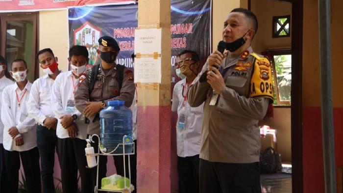 Kapolda Sumsel Irjen Eko Indra Heri