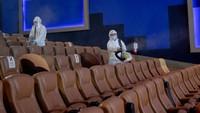 Ini Panduan New Normal di Bioskop Jakarta