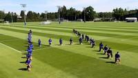 Pemain Liga Inggris Diminta Tunjukkan Dukungan buat George Floyd