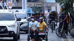 Dibuka Kembali, Ruas Jalan Asia Afrika-Braga Bandung Ramai Lagi