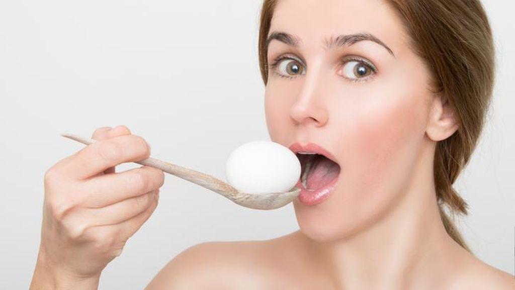 Makan Telur Tiap Hari? 5 Hal Ini Bakal Terjadi Dalam Tubuh