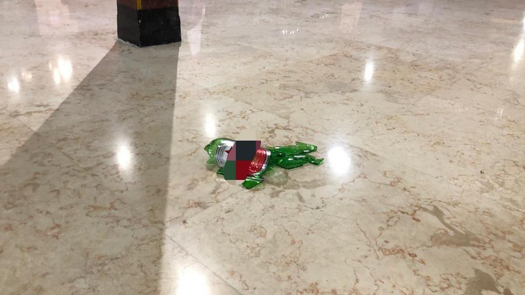 Satpol PP Adukan Anggota DPRD Tulungagung yang Ngamuk Banting Botol Bir ke Polisi