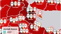 Heboh Surabaya Jadi Zona Hitam Virus Corona