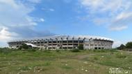 Foto: Stadion Barombong Nasibmu Kini