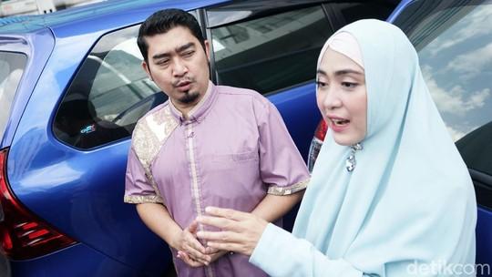 Ustaz Solmed Lama di Rumah, Anak April Jasmine: Ayah Jangan Pulang