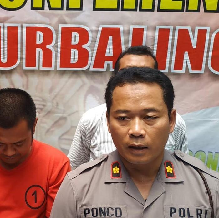 Kompol Widodo Ponco Susanto, Wakapolres Purbalingga yang tewas dalam kecelakaan