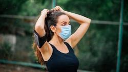 Kematian Mendadak Akibat Pakai Masker Saat Olahraga