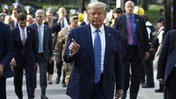 Percaya Omongan Trump, Warga AS Kumur Pakai Pemutih untuk Cegah Corona
