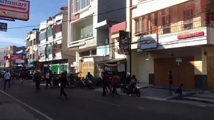 Tawuran di Makassar