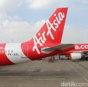 Diperpanjang, AirAsia Setop Terbang Sampai 8 Juni