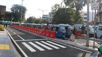 Integrasi Transportasi di Empat Stasiun Jakarta Selesai, Segera Diuji Coba