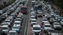 Jelang New Normal Jakarta Macet Lagi