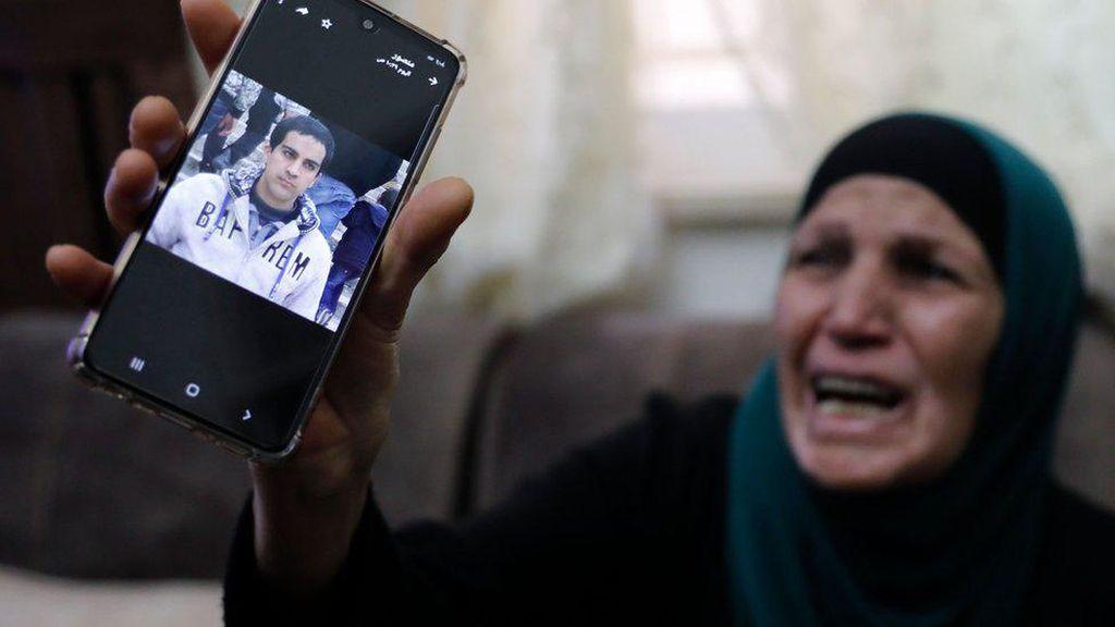 Pria Palestina Penyandang Autisme Ditembak Mati Polisi Israel, Warga Marah
