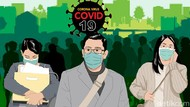 Hari Ini Hanya Provinsi Maluku yang Laporkan Nihil Kasus Corona