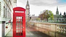Telepon Umum Ikonik London Disulap Jadi Warung Kopi Usai Lockdown