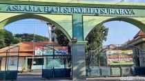 Tempat Karantina Pasien COVID-19 Tanpa Gejala di Surabaya Tinggal Asrama Haji