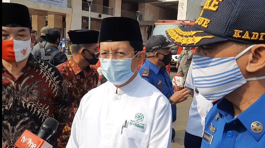 Imam Besar: Masjid Istiqlal Dibuka Kembali Secara Umum Pada Idul Adha
