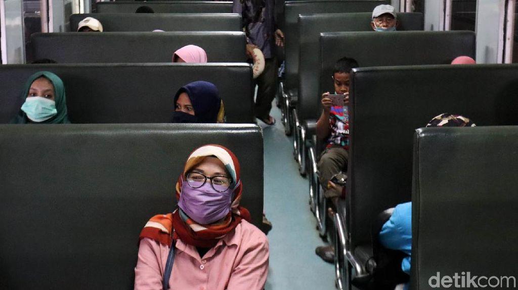 Bakal Beroperasi Saat New Normal, Pesan Tiket Kereta Api Cuma Bisa Online
