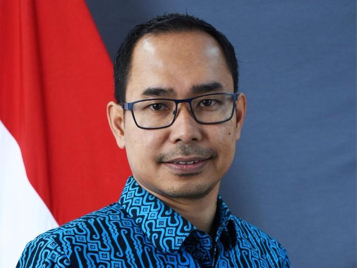 Direktur Pelindungan Warga Negara Indonesia dan Badan Hukum Indonesia Judha Nugraha