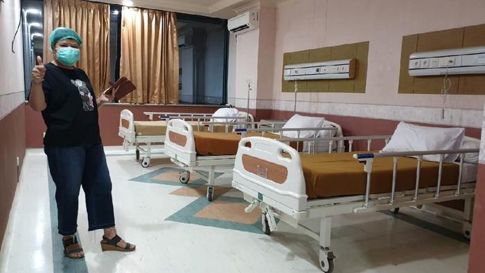 Ruangan RS Husada Utama