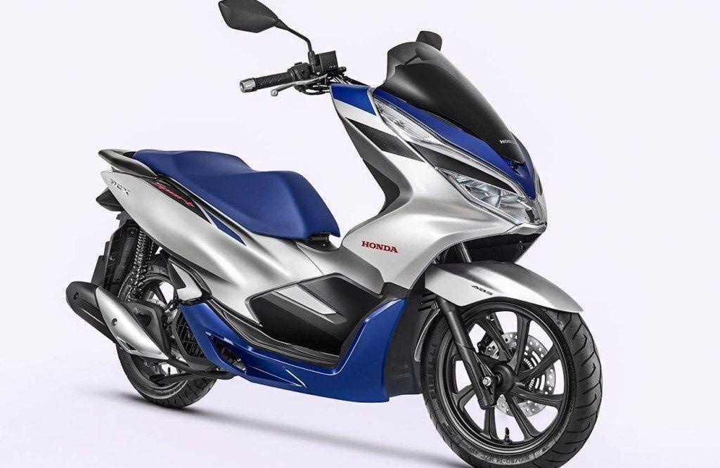 Honda PCX 2020 versi Brazil