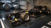 Wujud Mobil F1 Toyota yang Dilelang