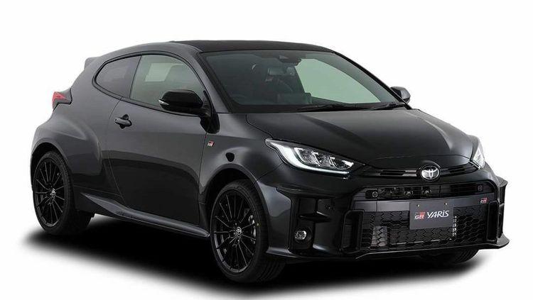 Potret Toyota GR Yaris Black yang Menggoda