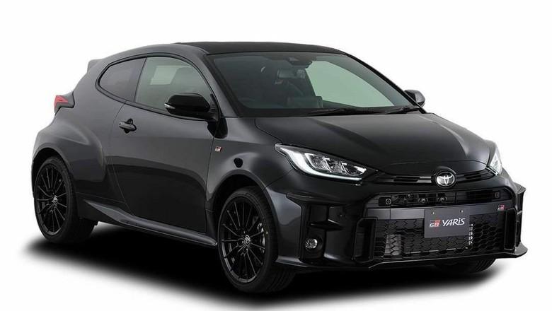 Toyota GR Yaris Black