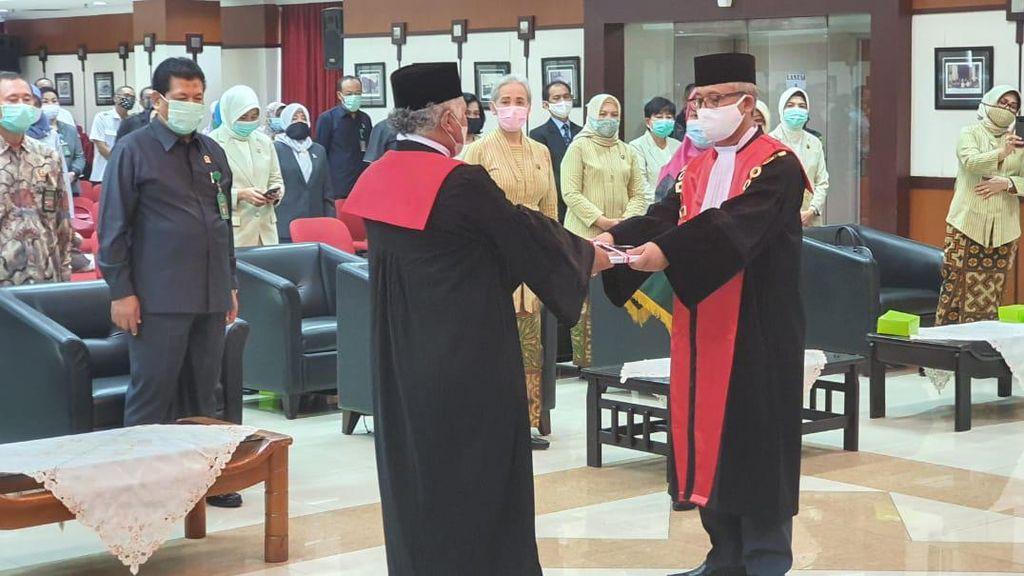 Hakim yang Tak Sungkan Naik Angkot ke Kantor Ini Jadi Ketua PN Jakut
