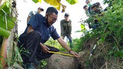 Petani di Mojokerto Temukan Stupa Candi Budha Warisan Penguasa Era Majapahit