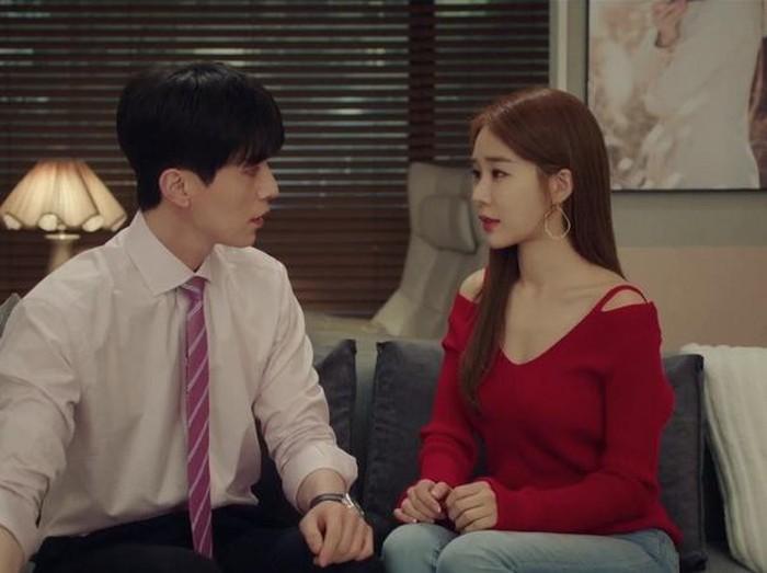 Drama Korea romantis tentang dunia kerja. Foto: istimewa