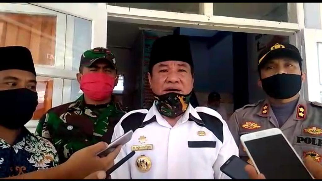Wilayahnya Tak Terdaftar Zona Hijau, Bupati Lebong Bengkulu Protes