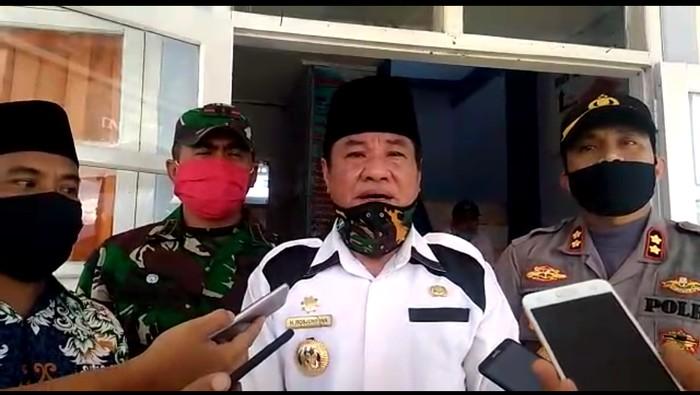 Bupati Lebong Rosjonsyah (Hery-detikcom)
