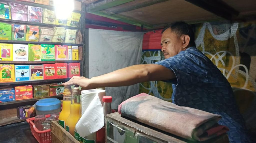 Anomali Pedagang Jamu di Tengah Corona, Dagangan Cuma Laku 10%