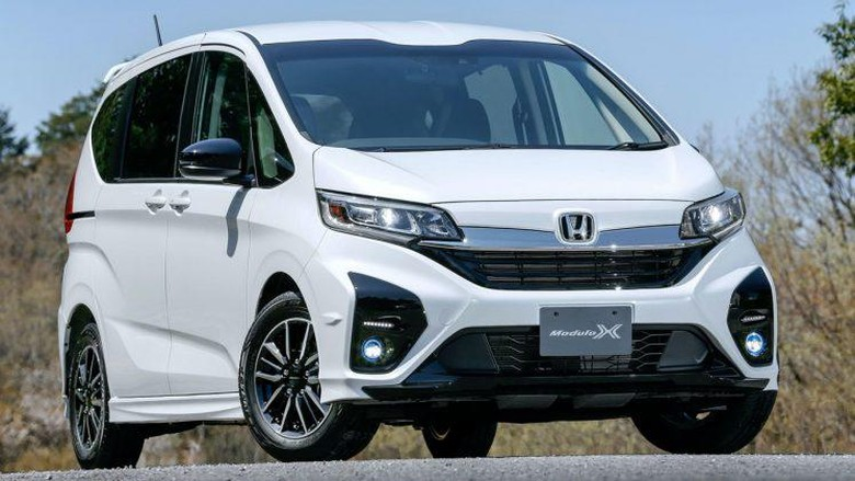 Honda Freed Modulo X 2020
