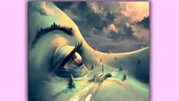 Tes Psikologi: Gambar Mata atau Gunung yang Pertama Dilihat?
