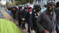 43 Migran Tiba di Italia, 8 di Antaranya Positif Corona