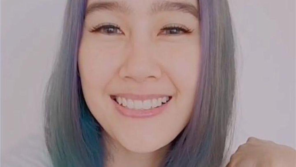 Ardina Rasti Tulis Pesan Menohok ke Netizen yang Kritik Rambut Gulalinya