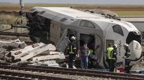 Dua Orang Tewas Akibat Kecelakaan Kereta vs Mobil di Spanyol