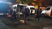 Bawa Penumpang ke Jakarta, 6 Travel Gelap Dicegat Polisi di Cianjur