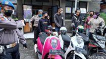 Ganggu Warga di Bandung, 3 Motor Berknalpot Bising Disita Polisi