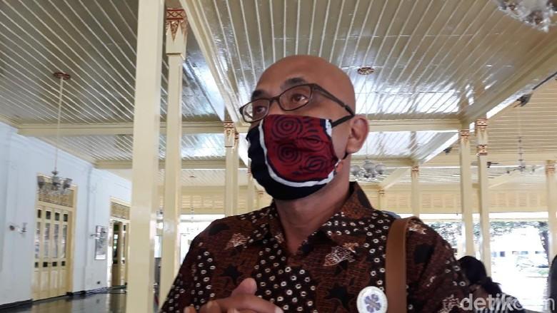 Ketua PHRI DIY, Deddy Pranowo Eryono