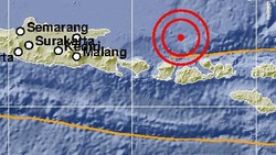 Gempa M 6,0 di Pulau Saringi Terasa hingga Bali, Ini Analisis BMKG