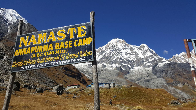 Gunung Annapurna